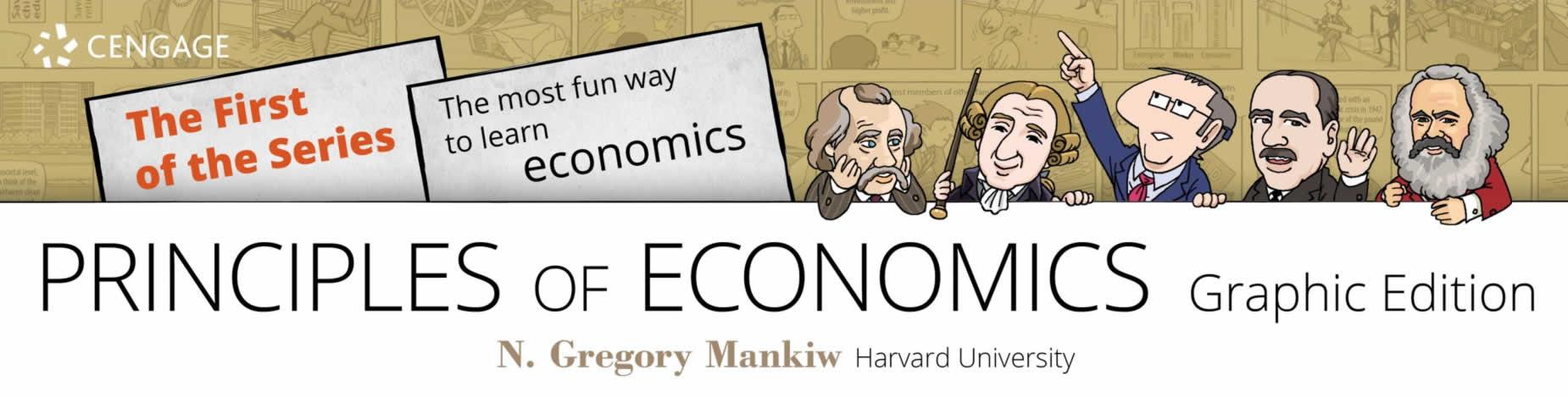 Mankiw Graphic Edition